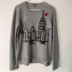 Cashmere New York Sweater